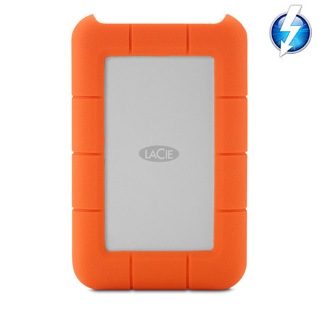 Lacie 1TB Rugged ThunderBolt