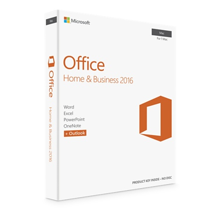 Microsoft Office for Mac Home Business