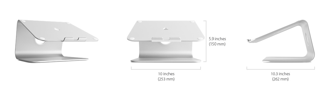 Rain Design mStand - Stand for MacBook