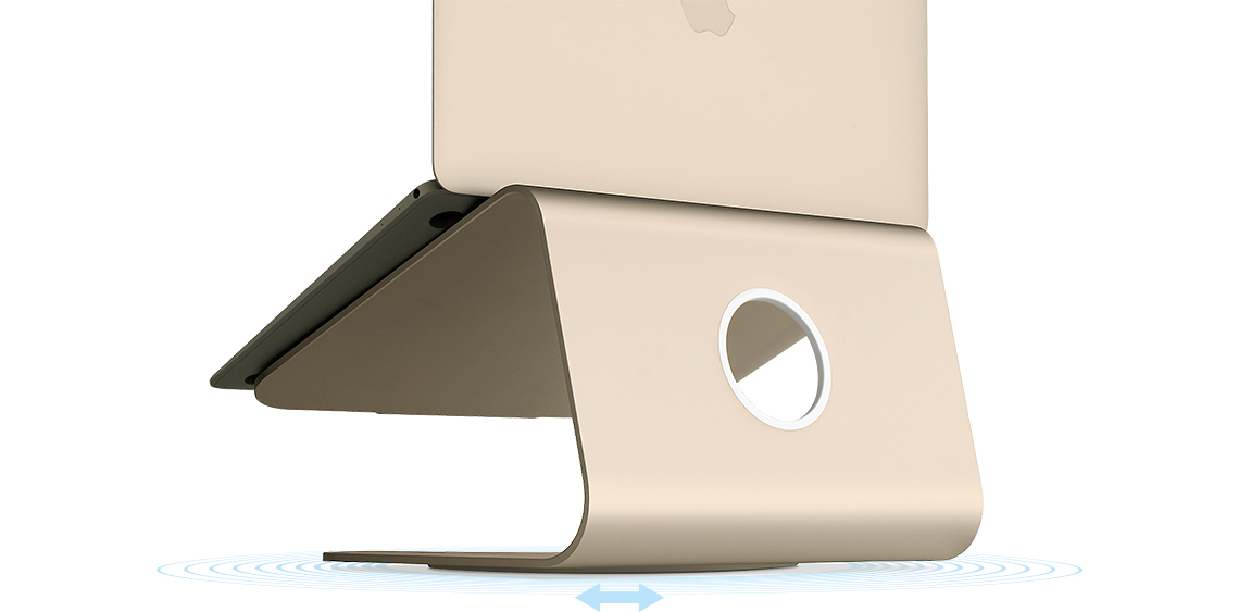 Rain Design mStand 360 - Stand for MacBook