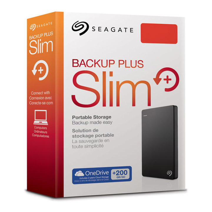 Seagate Backup Plus