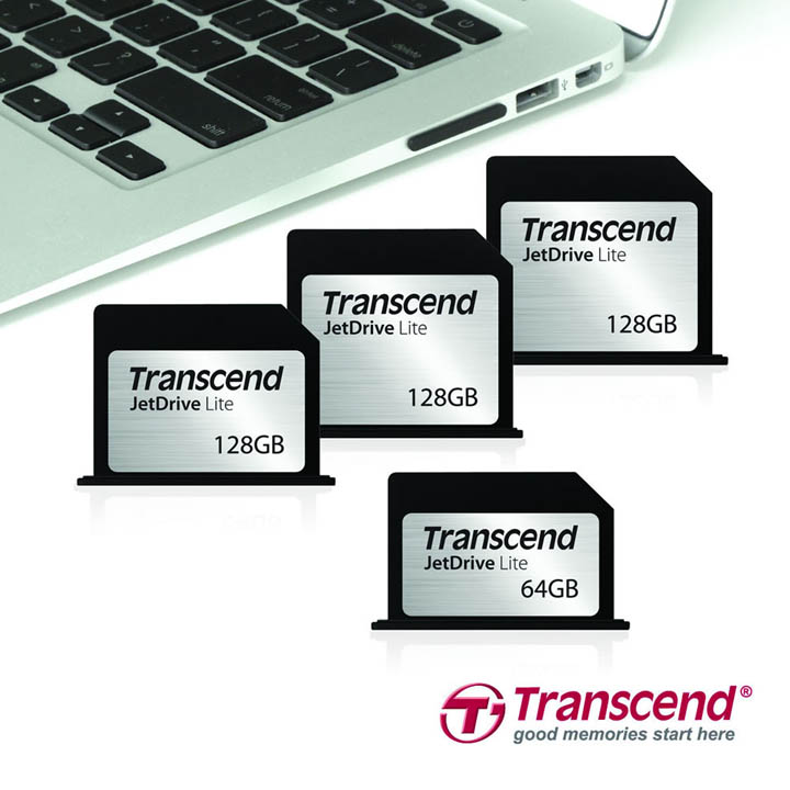 Transcend JetDrive Lite for Mac