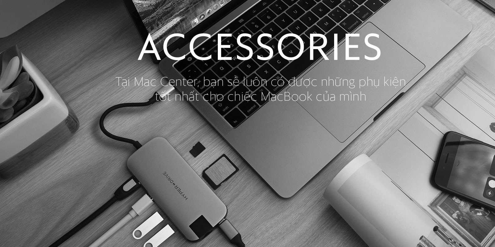 Mac Center Accessories