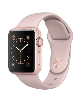 Apple Watch Series 2 Rose Gold Aluminum
