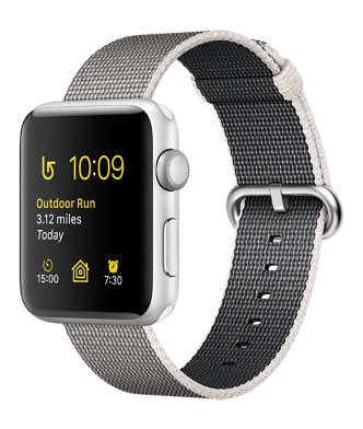 Apple Watch Series 2 Silver Aluminum
