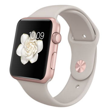 Apple Watch Sport Rose Gold