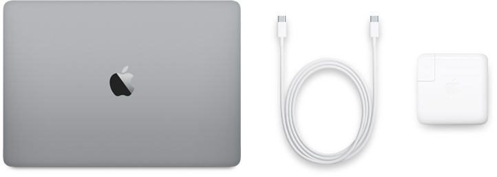 Box MacBook Pro Space Gray