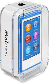 Box for iPod Nano