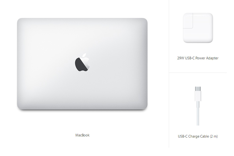 MacBook 12-inch Silver