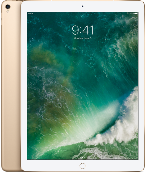 iPad Pro 12.9-inch 2017 Wifi + Cellular