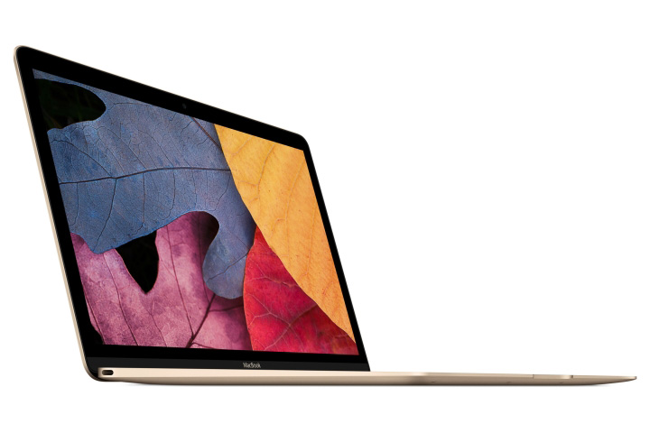 MacBook 2017 12-inch Gold MNYK2