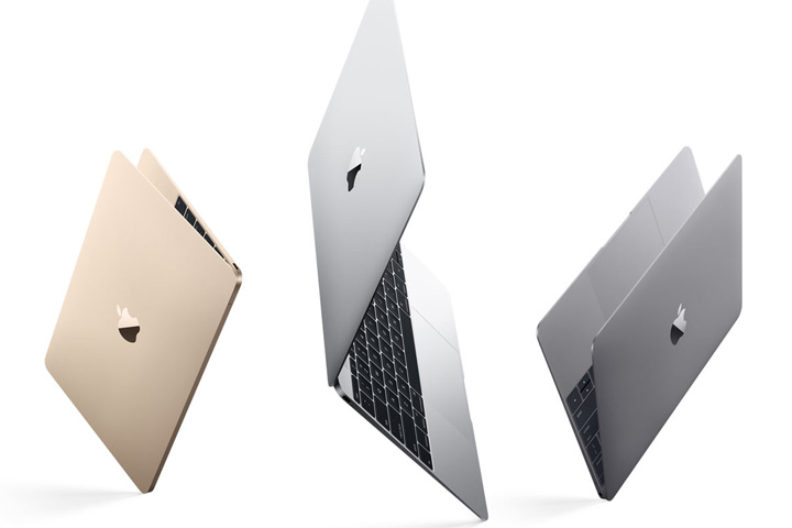 MacBook 12-inch 2017