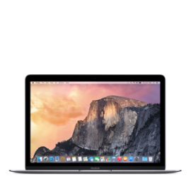 MacBook 12-inch Space Gray 2017