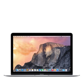 MacBook 12-inch Silver 2017