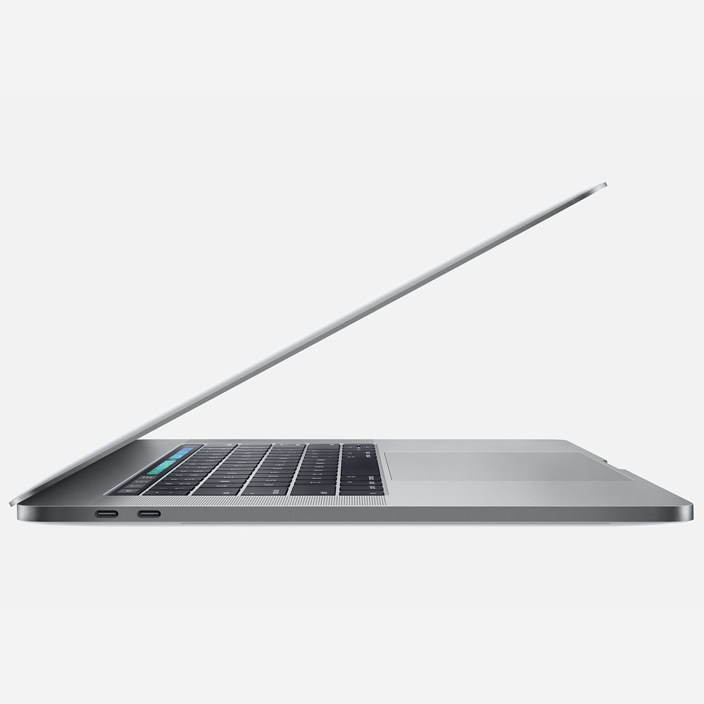 MacBook Pro Space Gray 15-inch