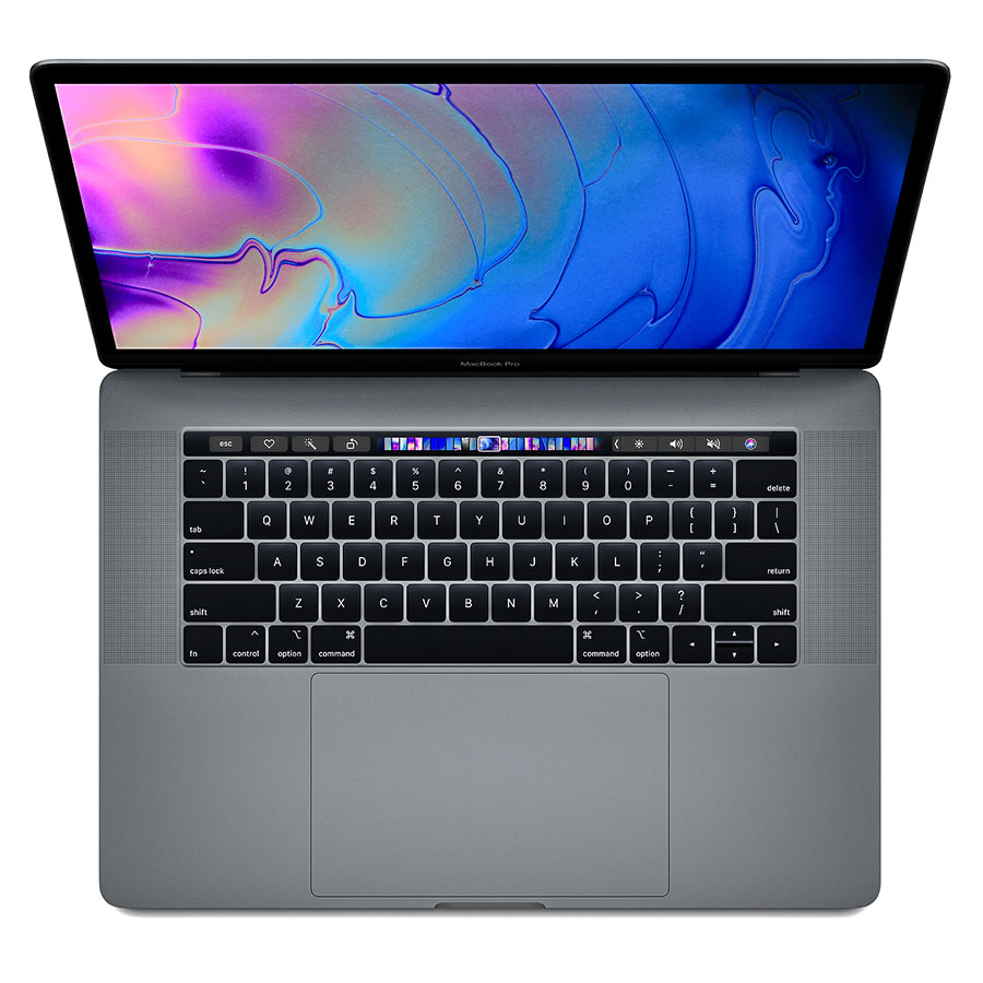 MacBook Pro 2018 15-inch Space Gray