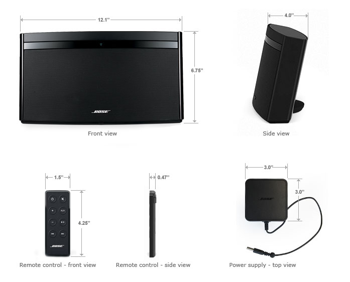 Bose WAVE SOUNDLINK ADAPTER Manuals & User Guides