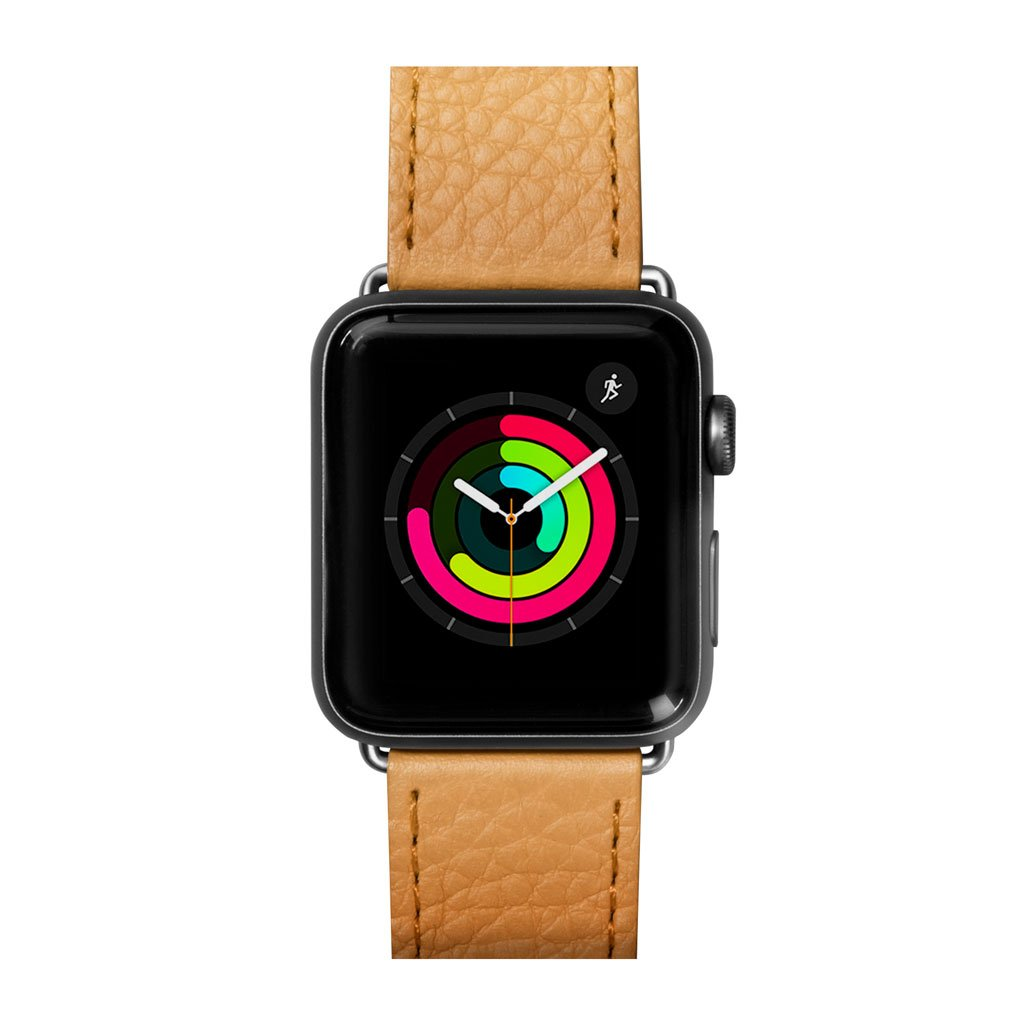 Dây đeo Apple Watch LAUT Milano Ochre