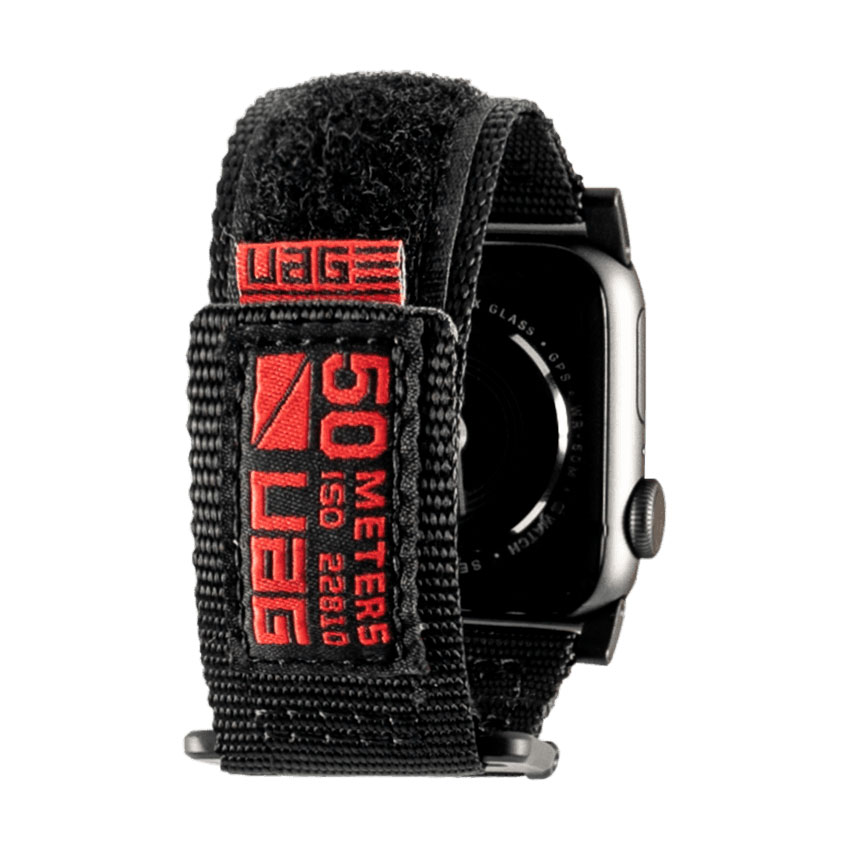 Dây đeo Apple Watch UAG Active Black