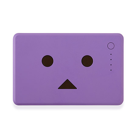 Pin sạc Cheero PowerPlus Danboard 10050mAh Purple