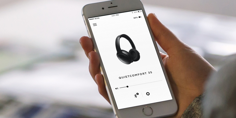 Bose QC35 Wireless Headphone