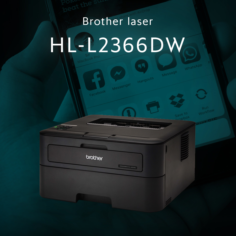 Máy in Laser Brother HL-L2366DW