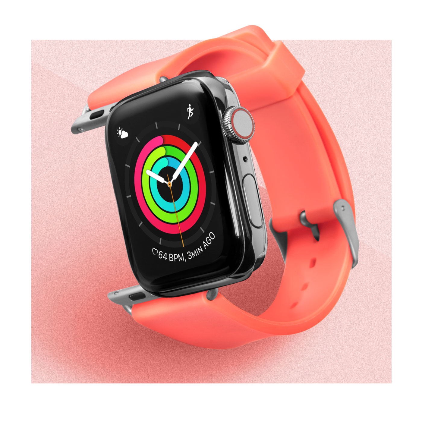 Dây đeo Apple Watch LAUT ACTIVE