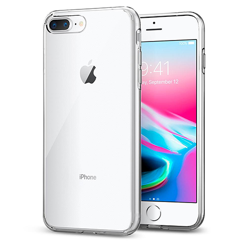 Case iPhone Spigen Liquid Crystal