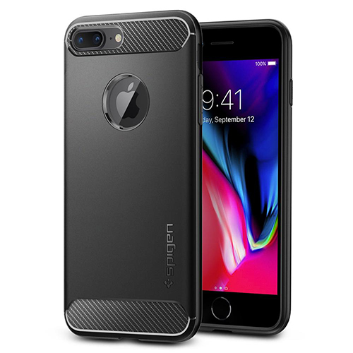 Case iPhone Spigen Rugged Armor