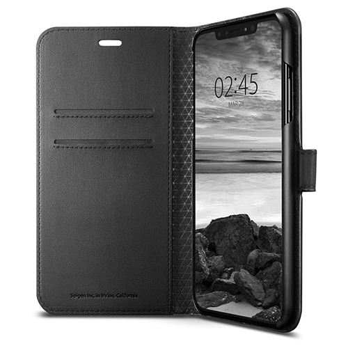 Case iPhone Spigen Wallet S