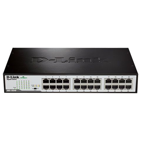 Switch DLink DGS-1024D