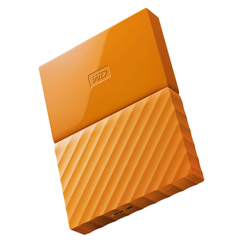 Ổ cứng WD My PassPort Orange