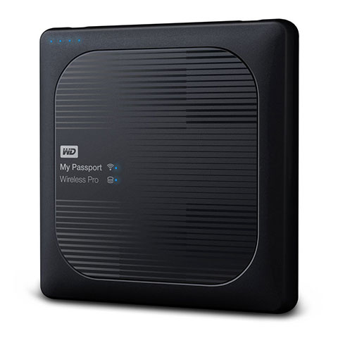 Ổ cứng WD My Passport Wireless Pro