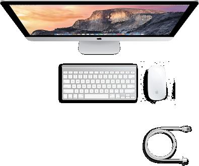 iMac 21-inch