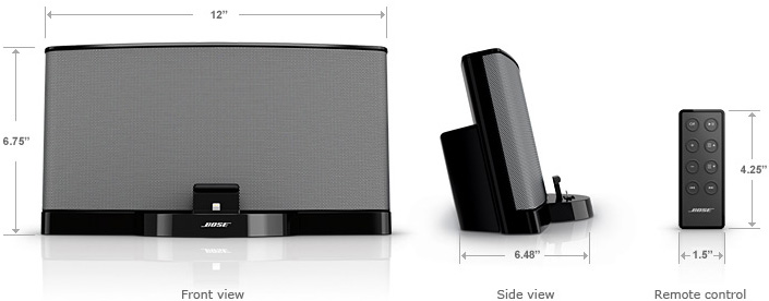 Image result for loa-bose-sounddock-series-iii 769