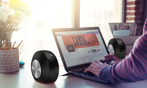JBL Pebbles Speaker