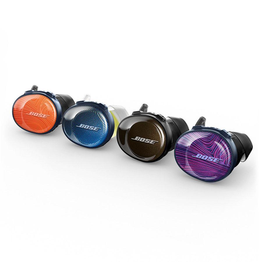 Tai nghe Bose SoundSport Free Wireless Ultraviolet